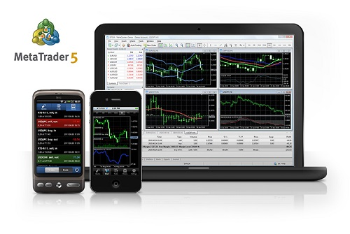 MetaTrader5_in_the_Forex